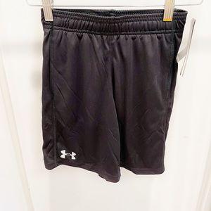 Under Armour Boys Locker Room Shorts - S